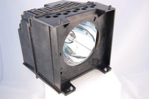 Amazon.com: Toshiba 56HM66 rear projector TV lamp with housing ...