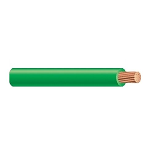 500' 6M-2021-CT-04 2/0 AWG 1 Conductor Stranded BC Green XLP Insulation 0.055 Inch Unshielded XHHW Cable by Nassau Electrical Supply