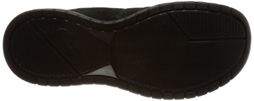 Nike BENASSI SLP Mens fashion-sneakers 882410-003_9.5 - BLACK/BLACK-BLACK by NIKE (Image #3)