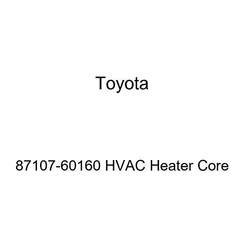- Toyota 87107-60160 HVAC Heater Core