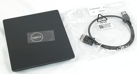 Dell 5M75X External Optical Drive Bay with eSATA Cable P022P