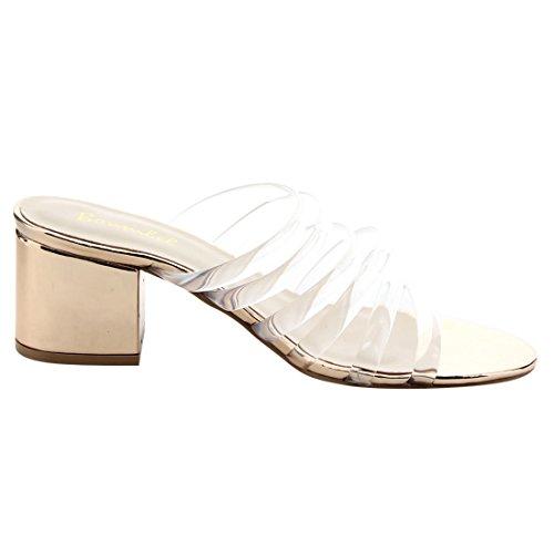 Sandales Sangle En Tan - Tan Franc Wright BR6WqP