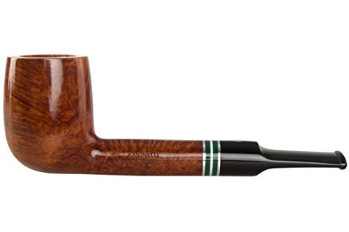 Savinelli Columbus Santa Maria 703 KS Smooth Tobacco Pipe - Lovat