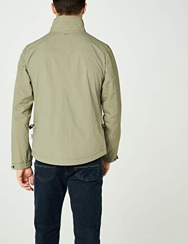 Gc3 Napapijri Verde Uomo Giacca khaki 7q41n8qI