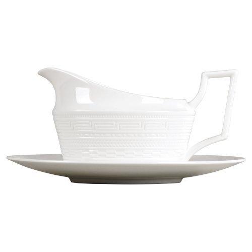 Wedgwood Intaglio 16-Ounce Gravy Boat by (Intaglio Gravy)