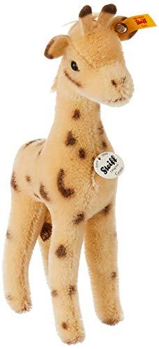 Steiff Greta Giraffe Plush, Beige/Brown