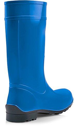 40 Agua Botas para Ilse Lemigo de Azul Mujer q0TOT8x