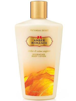 Victoria's Secret ''Amber Romance'' Hydrating Body Lotion 60ml/ 2 Fl oz Travel Size
