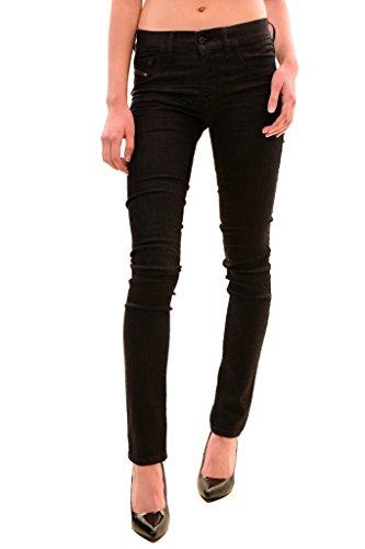 Mujer Jeans Slim Livier para Jegging Vaquero Negro Super Diesel R48B dtqwZt