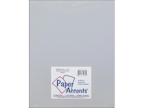 Paper Accents Glossy - 8