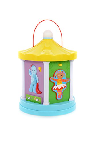 In The Night Garden Explore And Learn Musical Activity Carousel by Golden Bear