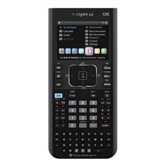 Texas Instruments Nspire CX N3CAS/TPK/2L1 Teacher Pack