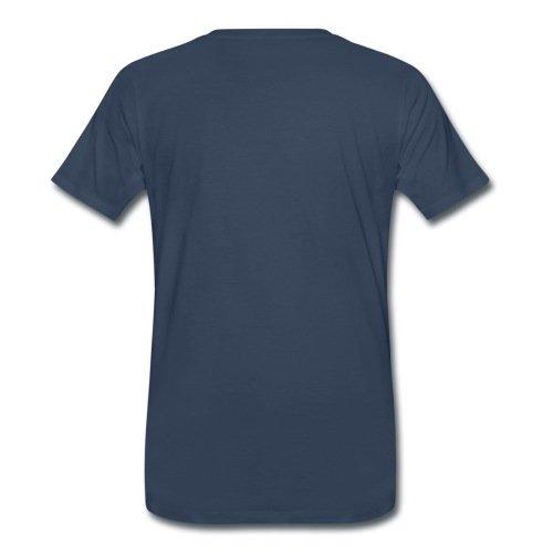 Spreadshirt V/éritable Papy Poule T-Shirt Premium Homme