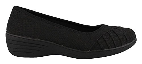 Skechers Womens Kiss - Fressia Black