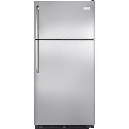 Frigidaire FFTR1821QS 30″ Top-Freezer Refrigerator, Stainless