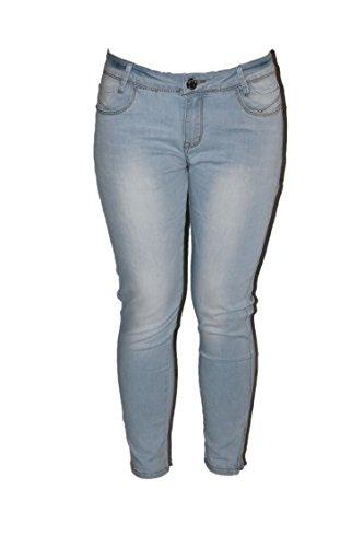 Ados Miss ou Slim Femme Bleu Clair Jeans VIP gxzqZxvT