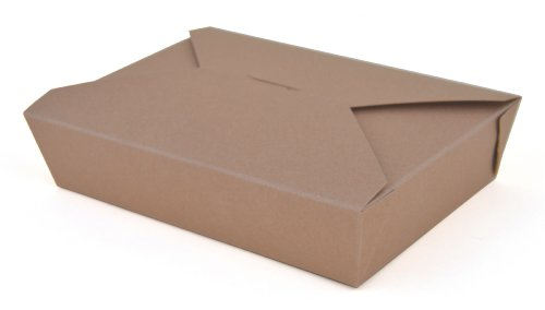 Poly Coated Food Container - 2