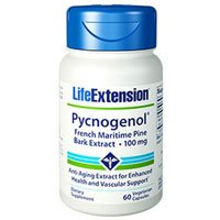 Pycnogenol½ 100 mg 60 vegetarian capsules ( Multi-Pack)