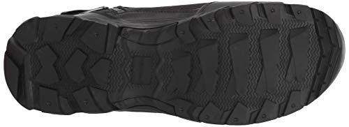 Smith & Wesson Footwear Men's Breach 2.0 Tactical Size Zip Boots, Black, 10