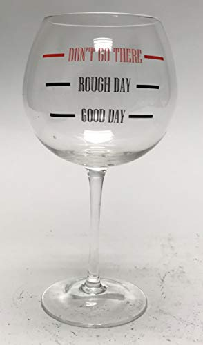 Circleware Vino Grande Oversize Wine Heavy Base Drinking Glass with