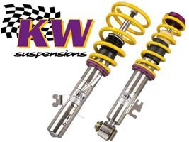 KW Coilover Kit (V1 10230065, Mustang (S-550) Fastback GT(V8) excl. convertible)