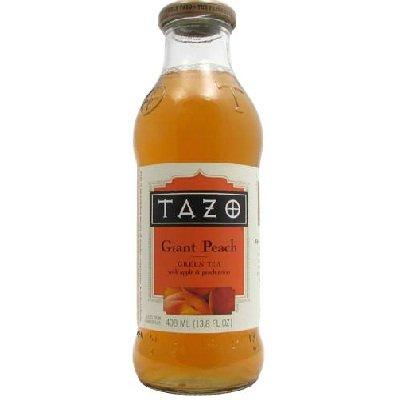 Tazo Rtd Giant Peach 12x 13.8OZ
