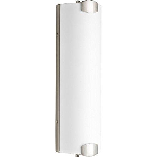 Progress Lighting P300172-009-30 Balance LED Three-Light Bath, Grey - Harmony 3 Light Vanity
