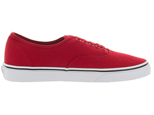 Vans Unisex Authentic (Sport Pop) Skateschuh Racing Rot / Zinn