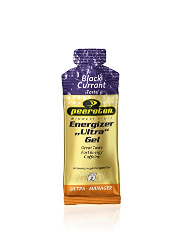 Peeroton Energizer Ultra Gel Black Currant