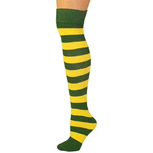 Kelly Book Dance Costumes - AJs Adult Long Knee High Striped