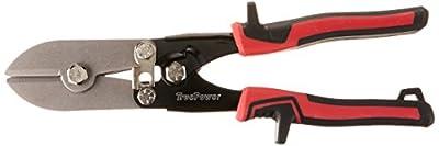 "Gino Development 02-0105 TruePower 5-Blade Hand Crimper HVAC Ductwork Tool, 9-1/2"""