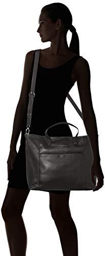 Mujer Vintag black Berlin Liebeskind Bolsa 9999 Jltotel Negro wdq1nnEIY