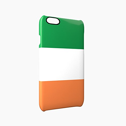 Flag of Republic of Ireland Glossy Hard Snap-On Protective iPhone 6 Plus + / 6S Plus + Case Cover