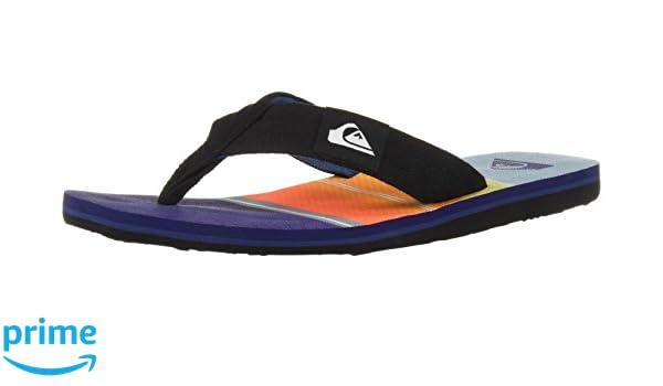 566f858958de1 Amazon.com  Quiksilver Men s Molokai Layback Sandal