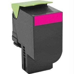 Lexmark 801M - Magenta - original - toner cartridge LCCP, LRP - for Lexmark CX310dn, CX310n, CX410 * Original Lexmark Cartridge