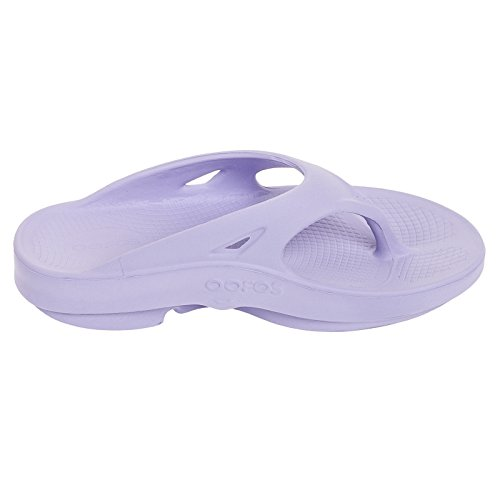 Oofos Ooriginal Thong Sandals (Lilac, M 5/W 7)