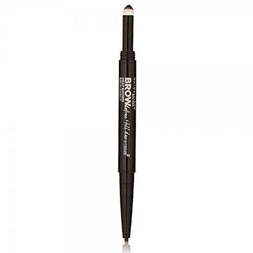 Maybelline New York Eyestudio Brow Define   Fill Duo Pencil  Deep Brown  260  1 Ea