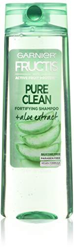 Garnier Fructis Shampoo Pure Clean 13 Ounce (Normal Hair) (384ml) (3 ()