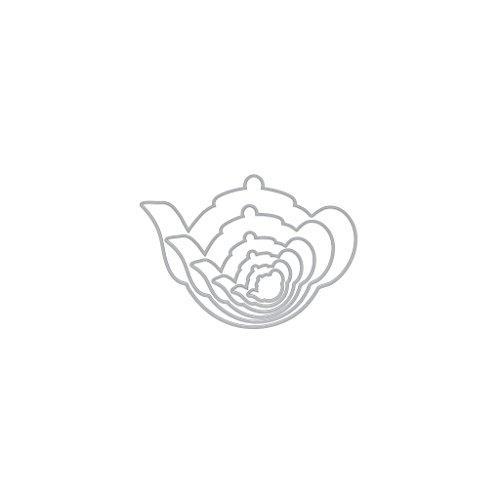 Hero Arts Nesting Tea Pot Infinity Dies (H) Papercutting Die