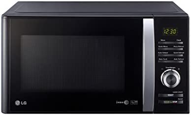 LG MH6382BTS - Horno microondas con función de horno y grill, 1000 ...