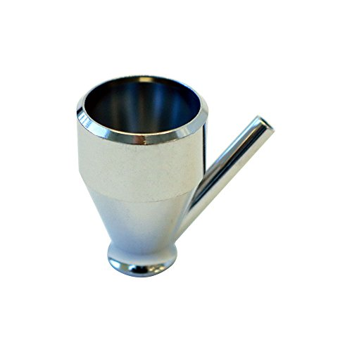 - Paasche 1/4 Ounce Metal Cup for Double Action Airbrushes - VL-1/4-OZ