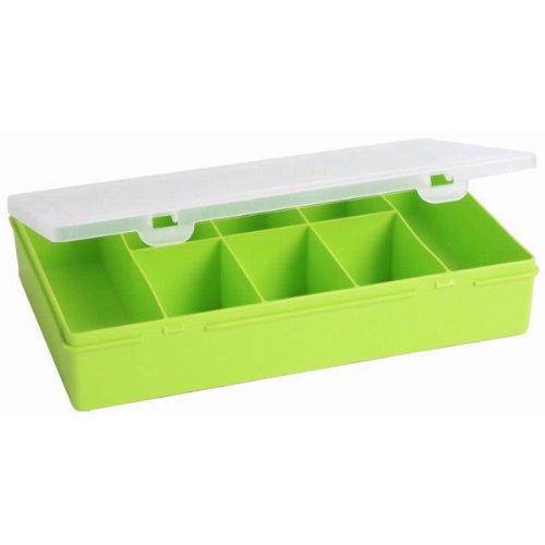Wham 12846 formas 3,01, 8 compartimentos, 29 x 19 x 5,5 cm, lime
