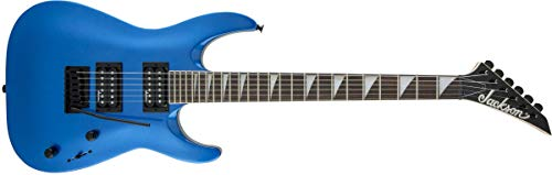 Jackson JS Series Dinky JS11 Electric Guitar (Metallic Blue)