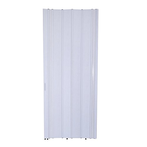 12mm Tuff Concepts PVC Folding Doors Accordion Magnetic Catch for Kitchen Bathroom Cupboard