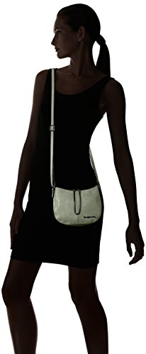 Betty Barclay Bb-1017-cd - Bolso de hombro Mujer Verde (Mint)