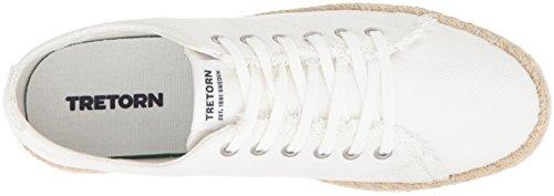 Tretorn Womens Eve Sneaker Vintage Bianco