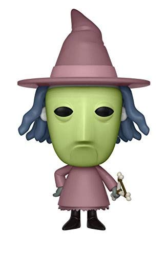 Funko POP! Disney: Nightmare Before Christmas Shock Collectible Figure, Multicolor -