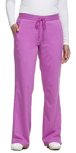 - healing hands Purple Label Women's Taylor 9095 2 Pocket Drawstring Scrub Pant Orchid Glow-XX-Large