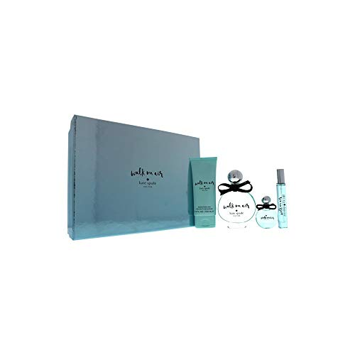 Kate Spade Walk On Air Holiday Set Womens Perfume, 4 ct. ()