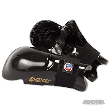 AWMA Proforce Lightning Sparring Gloves/Punches - Black Small ()